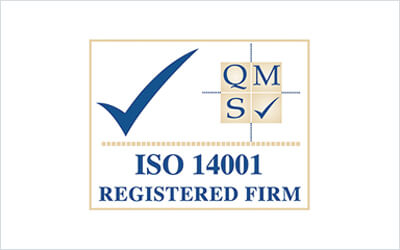 ISO 14001 Certified Accreditation